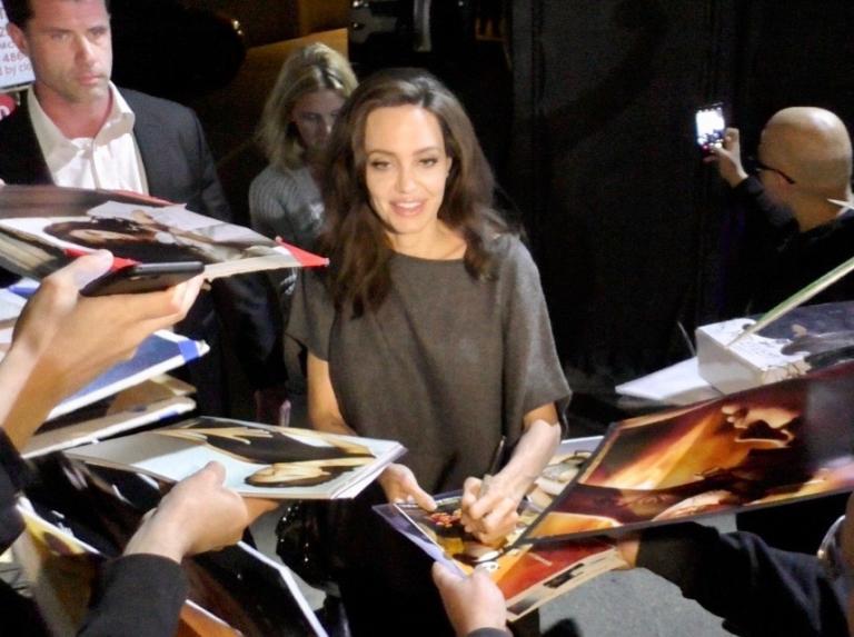 Αγνώριστη η Angelina Jolie – Ανησυχία για την αποστεωμένη εμφάνισή της | Newsit.gr