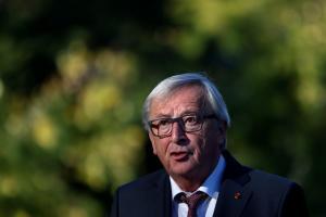 Γιούνκερ: Λέω «όχι» σε κάθε μορφή απόσχισης που αποδυναμώνει την Ευρώπη