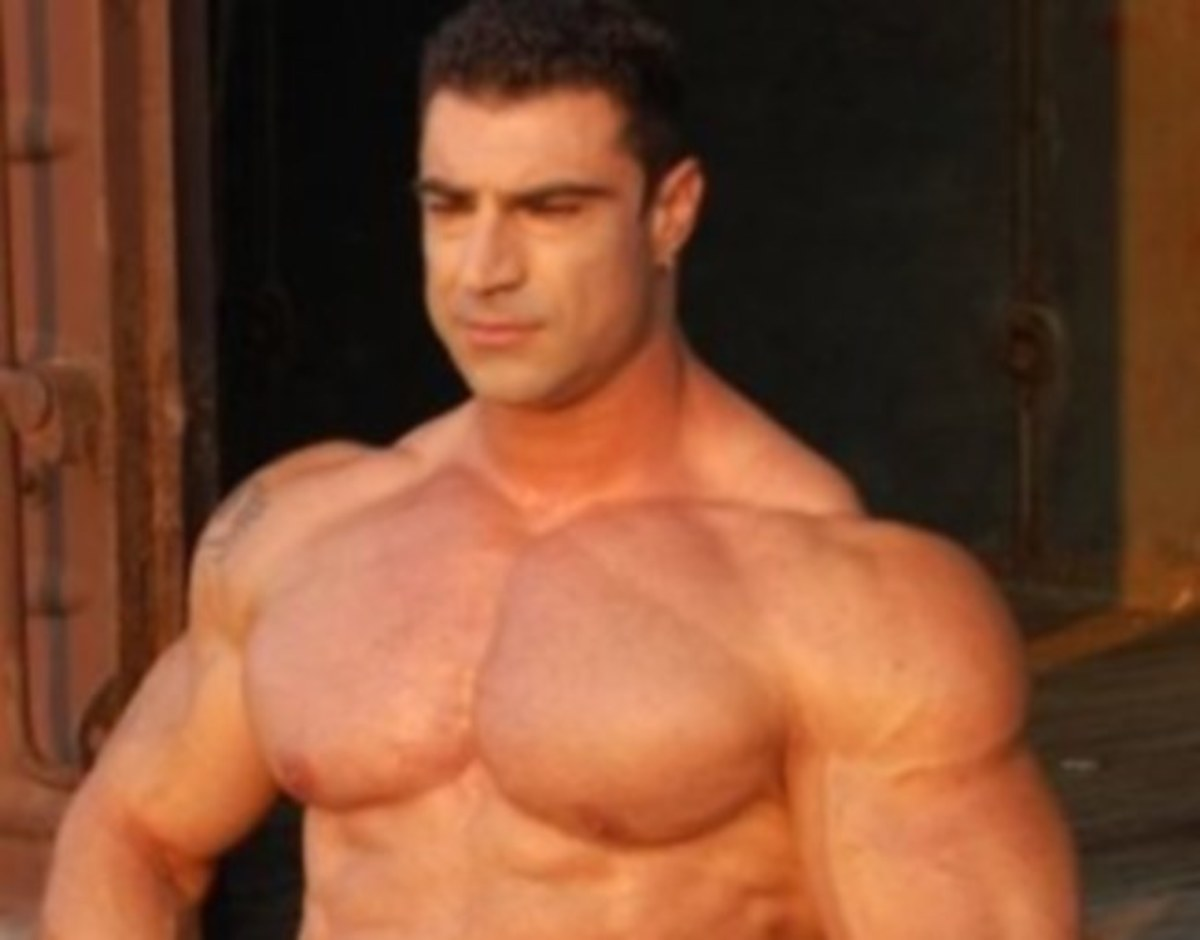 Λάρισα: Αυτός είναι ο γίγαντας που νίκησε τις σφαίρες – Καταδίκες για την απόπειρα δολοφονίας του body builder Μανώλη Καραμανλάκη! | Newsit.gr