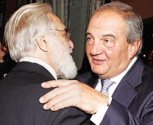Βούρκωσε ο Κώστας Καραμανλής – Οι αντιδράσεις και το ευτράπελο με πρωταγωνιστή τον πρώην πρωθυπουργό [pic, vid]