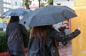 Καιρός: Βροχές και καταιγίδες και την Τετάρτη!