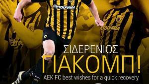 AEK: «Σιδερένιος Γιάκομπ»
