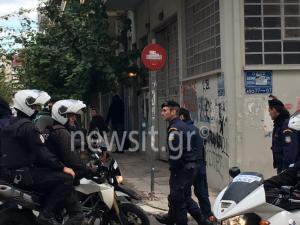 Στοιχεία – φωτιά από την επιχείρηση της αντιτρομοκρατικής σε Νέο Κόσμο και Καλλιθέα – 9 Κούρδoι του DHKP-C στα χέρια των ελληνικών αρχών