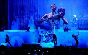 Οι Iron Maiden θα «τεστάρουν» τη νέα έδρα της Ατλέτικο!