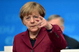 Μέρκελ: «Η γερμανική κυβέρνηση είναι δεσμευμένη στην ΕΕ»