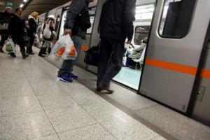 Μετρό: Στάση εργασίας ως τις 09:00