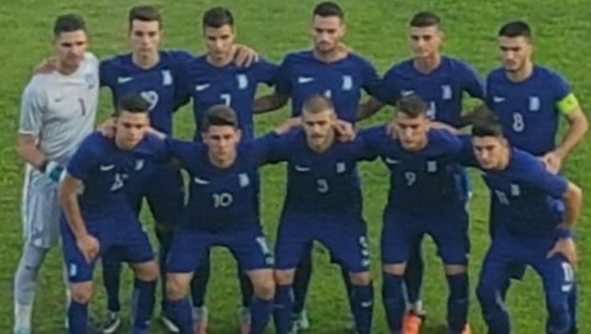 Μαγκιά, ανατροπή και πρόκριση η Εθνική νέων! | Newsit.gr