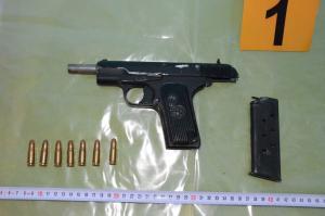 Αγρίνιο: Μαθητές βρήκαν όπλο και σφαίρες στο σχολείο τους!