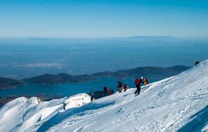 Επιχείρηση διάσωσης στην Κοζάνη – Ορειβάτης έπεσε σε απόκρημνη πλαγιά