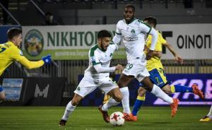 Αστέρας Τρίπολης – Παναθηναϊκός 1-0 LIVE: Πράσινο… σοκ στο φινάλε!