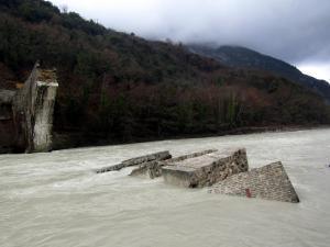 Γεφύρι Πλάκας: Ολοκληρώθηκε η πρώτη φάση – Από την Άνοιξη οι εργασίες αποκατάστασης