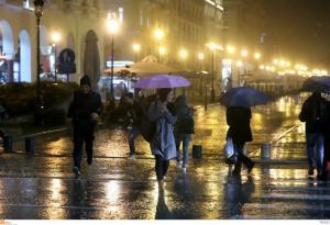 Καιρός: Βροχερό Σάββατο! Πού περιμένουμε βροχές