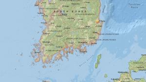 Δίδυμοι σεισμοί άνω των 5 Ρίχτερ στη Νότια Κορέα