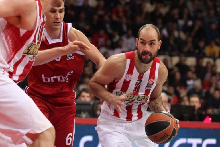 Αρμάνι Μιλάνο – Ολυμπιακός: Προπόνηση χωρίς επαφή ο Σπανούλης | Newsit.gr
