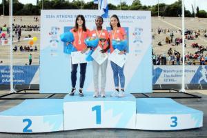 Μαραθώνιος 2017: Οι νικητές των 5 χιλιομέτρων