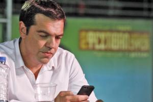 Τσίπρας: Τηλεφωνική επικοινωνία με τον Αμπντέλ Φατάχ αλ Σίσι.