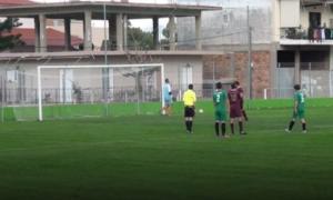 Αιτωλοακαρνανία: Το απίστευτο fair play σε αγώνα – Χειροκρότησε όλο το γήπεδο [pic, vid]