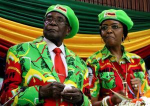 Ζιμπάμπουε: Το κυβερνών κόμμα ζητά την παραίτηση του Μουγκάμπε και της συζύγου του