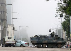 Ζιμπάμπουε: Έκκληση από Βρυξέλλες για ειρηνική επίλυση της κρίσης