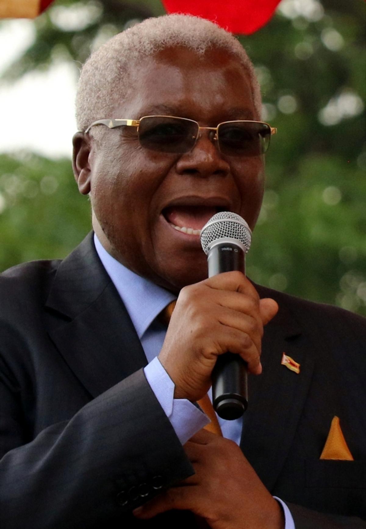 Ο υπουργός Οικονομικών της Ζιμπάμπουε
