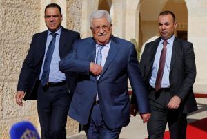 «Επίθεση» Αμπάς για την προσάρτηση της Δυτικής Όχθης από το Ισραήλ