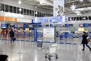Αυξήθηκε η επιβατική κίνηση των αεροδρομίων το 10μηνο του 2017