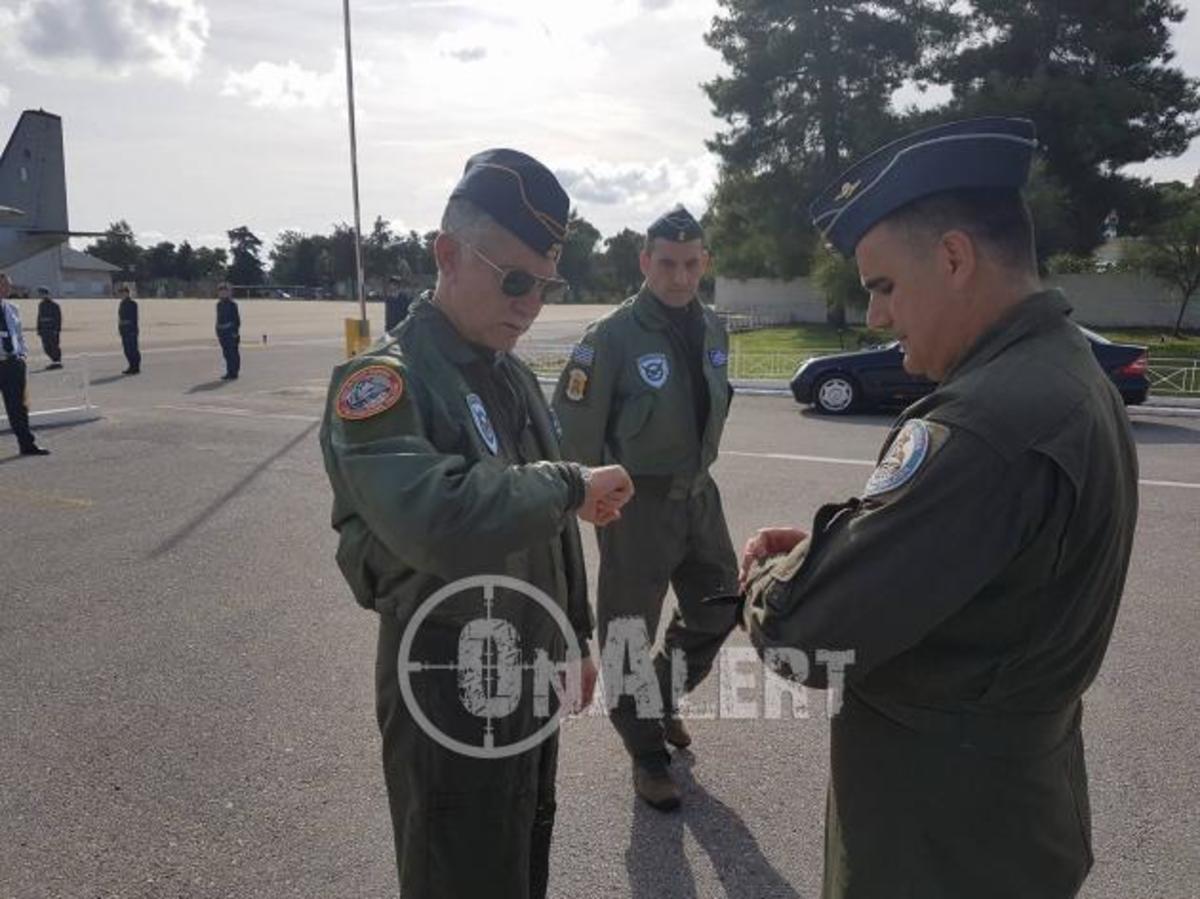 Α/ΓΕΣ – Α/ΓΕΝ: Γλίτωσαν την «αναχαίτιση» από τον Αρχηγό της Πολεμικής Αεροπορίας | Newsit.gr