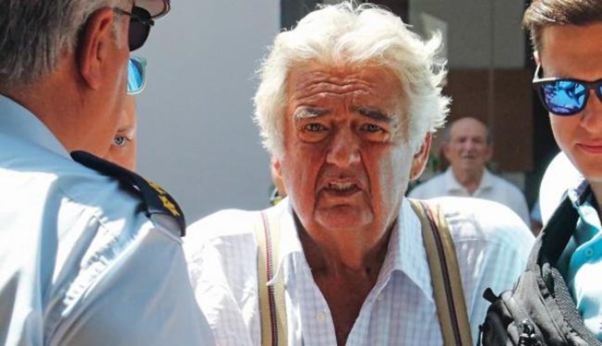 Αίγινα: Πέθανε ο Θρασύβουλος Λυκουρέζος – Οι τελευταίες του στιγμές μετά την πολύκροτη τραγωδία!   Newsit.gr