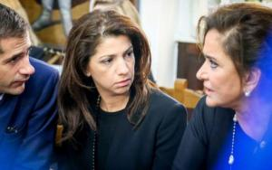 «Καταπέλτης» η Αλεξία Μπακογιάννη για την άδεια Κουφοντίνα – «Τι θα πείτε τώρα στην μάνα του Αξαρλιάν;»