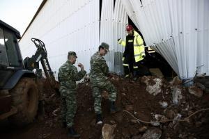 Μάνδρα: Καταραμένο μέρος το αμαξοστάσιο του δήμου
