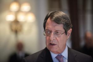 Αναστασιάδης: Πρέπει να γίνει επιτέλους μια καλά προετοιμασμένη διάσκεψη για το Κυπριακό