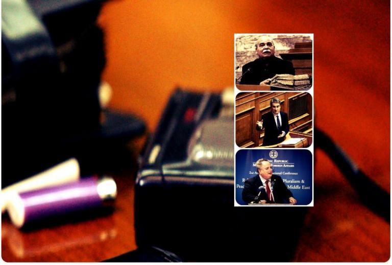Βόμβα Βούτση για τα απόρρητα έγγραφα Λοβέρδου!   Newsit.gr