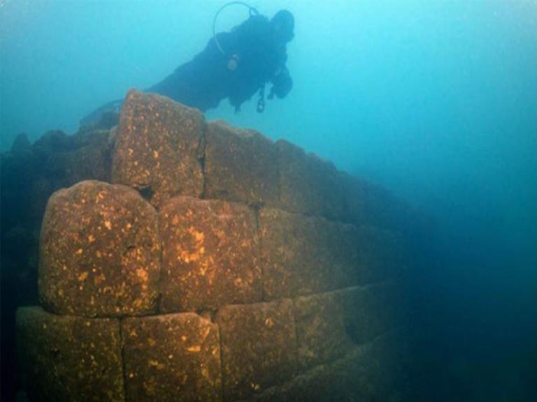 Σπουδαία αρχαιολογική ανακάλυψη! Βρήκαν την… χαμένη Ατλαντίδα;   Newsit.gr