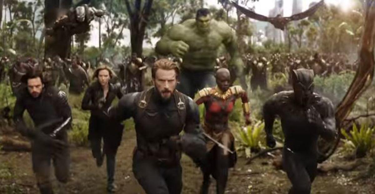 Avengers Infinity War: Όλοι εναντίον του Τιτάνα Thanos