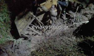 Απίστευτο δυστύχημα στην Εύβοια – Τον καταπλάκωσε μπουλντόζα [pics]