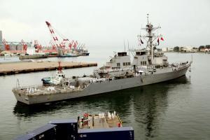 Νέο ατύχημα για τον στόλο των ΗΠΑ! Σύγκρουση Αμερικανικού πολεμικού πλοίου με ρυμουλκό σκάφος