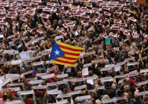 Καταλονία: Ανένδοτοι! Θέλουν ανεξαρτησία και το… φωνάζουν!