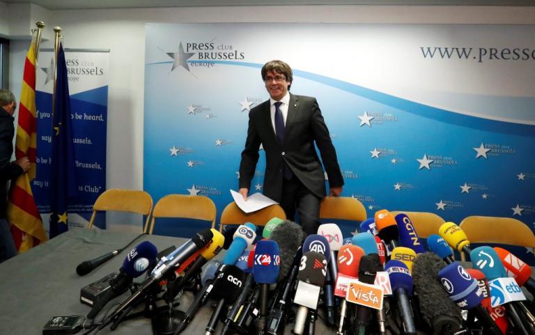 Αποσύρθηκε το διεθνές ένταλμα σύλληψης για τον Πουτζντεμόν   Newsit.gr