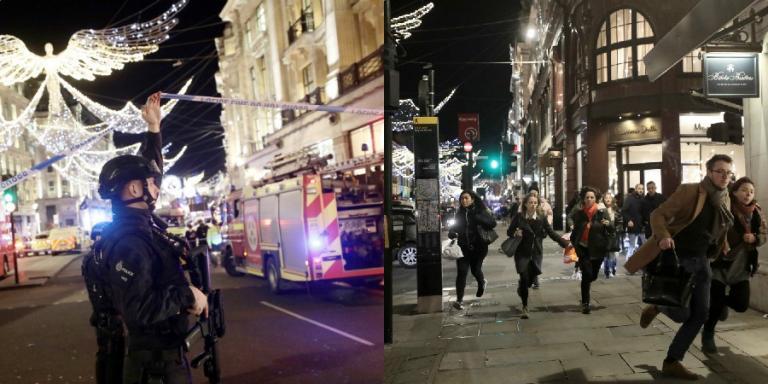 Εκκενώθηκε σταθμός του μετρό στο Λονδίνο!   Newsit.gr