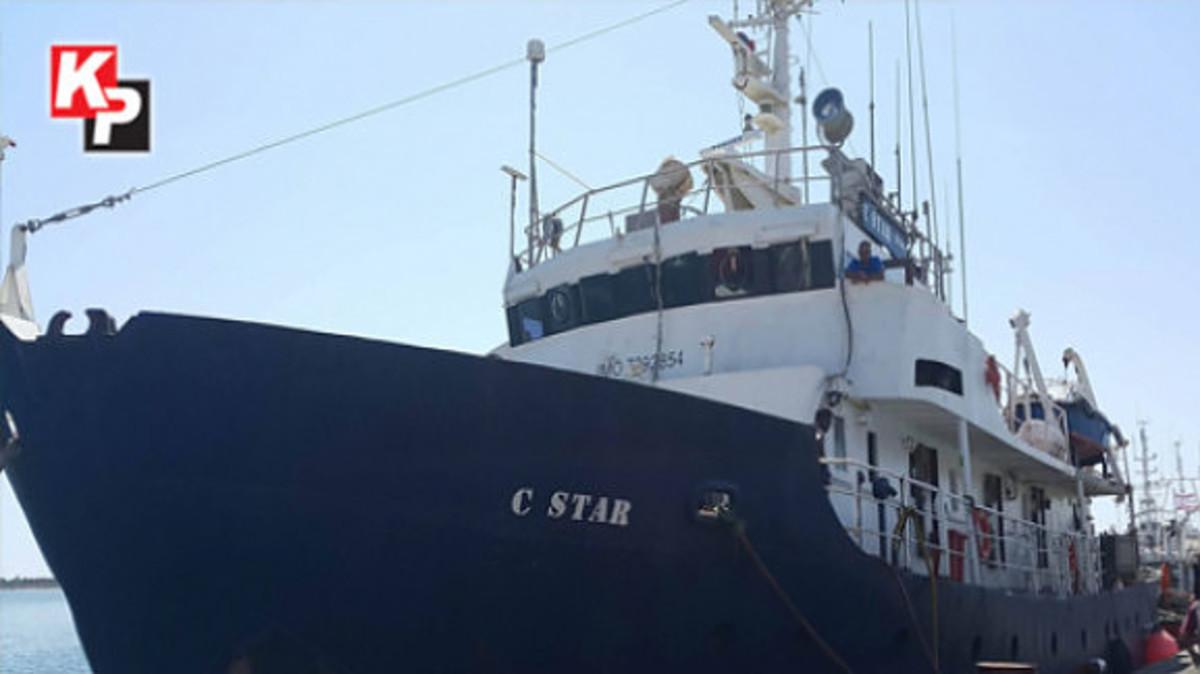 Το «πλοίο των νεοναζί» κατά των προσφύγων στην Μεσόγειο έκρυβε επί πληρωμή στα αμπάρια του μετανάστες! | Newsit.gr