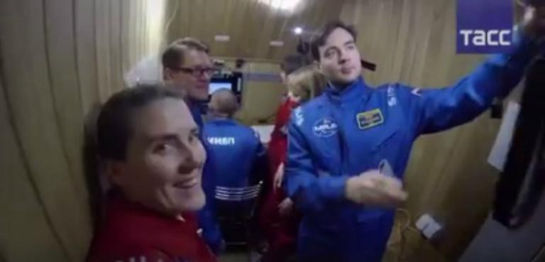 Ο SIRIUS «επέστρεψε» στη Γη από τη «Σελήνη»! | Newsit.gr