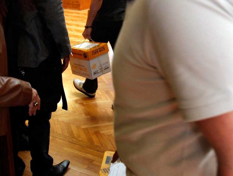 Βρήκαν τυχαία στη Βουλή 1.000 έγγραφα από το 1897 και από την περίοδο της δικτατορίας! | Newsit.gr
