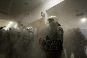 Αστυνομικοί για τα επεισόδια στο Ειρηνοδικείο: «Και κερατάδες και δαρμένοι»