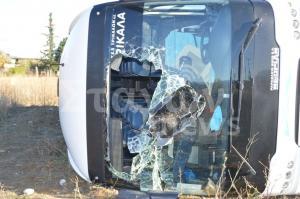 Καλαμπάκα: Ξεψύχησε ο τραυματίας του τροχαίου με το ΚΤΕΛ