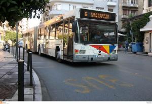Ηλεκτρονικό εισιτήριο στα λεωφορεία της Θεσσαλονίκης ενιαίο με αυτό της Αθήνας
