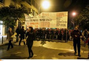 Κλείνει το κέντρο της Θεσσαλονίκης λόγω των εκδηλώσεων για το Πολυτεχνείο