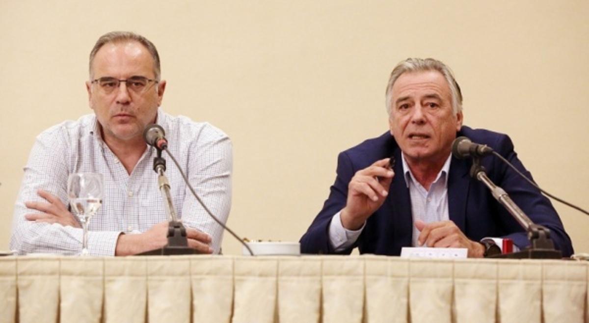 Εθνική Ελλάδος: Ο Σκουρτόπουλος ανακοίνωσε τους συνεργάτες του | Newsit.gr