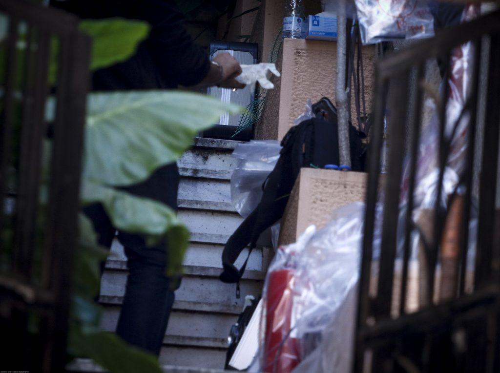 συλλήψεις Καλλιδρομίου κατάληψη κτίριο