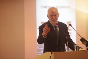 Γιώργος Παπανδρέου για Κεντροαριστερά: Όχι σε συνεργασία με τη ΝΔ