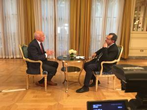 Γιώργος Παπανδρέου: Παραλίγο να μας καταστρέψει ο Δον Κιχώτης Τσίπρας! – Το παρασκήνιο του πρώτου μνημονίου